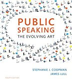 Public Speaking The Evolving Art (with Mindtap Speech, 1 Term (6 Months) Printed Access Card) 4th 2018 9781337090568 Front Cover