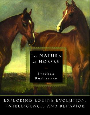 Nature of Horses  N/A edition cover