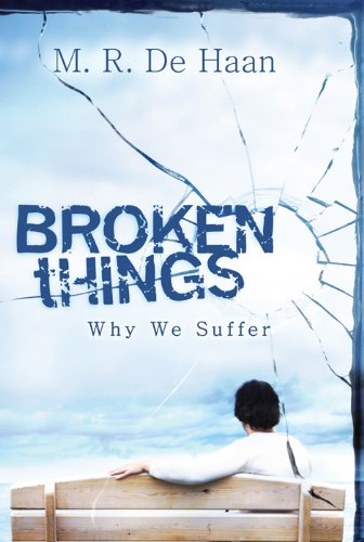 Broken Things Why We Suffer  1999 (Large Type) 9781572930568 Front Cover