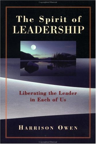 Spirit of Leadership Liberating the Leader in Each of Us  1999 edition cover