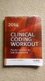 CLINICAL CODING WORKOUT W/O AN N/A 9781584261568 Front Cover