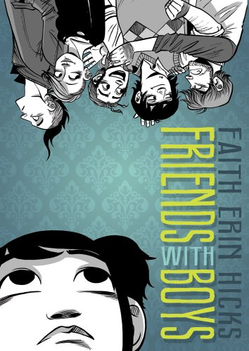Friends with Boys   2012 edition cover