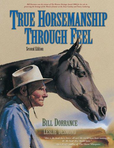 True Horsemanship Through Feel  2nd 2007 edition cover