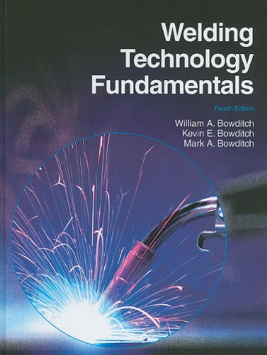 Welding Technology Fundamentals  4th 2010 edition cover
