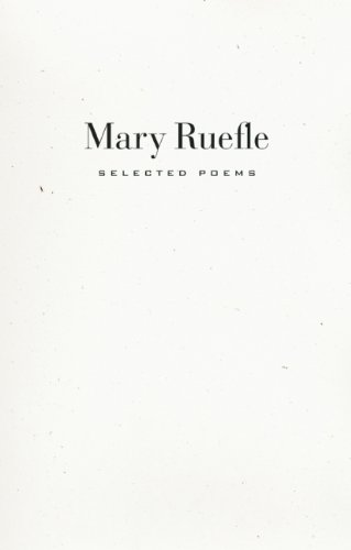 Selected Poems   2011 edition cover