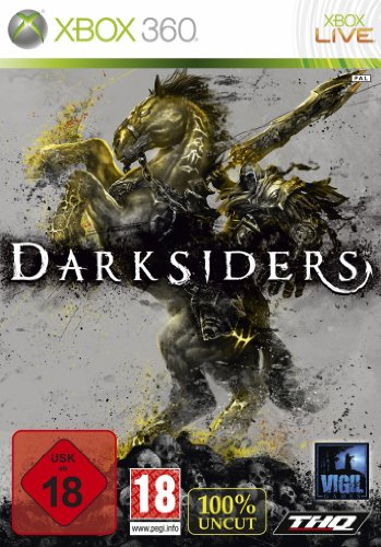 Darksiders: Wrath of War -uncut- Xbox 360 artwork