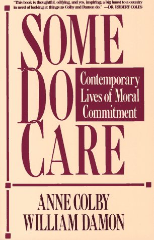 Some Do Care   1994 edition cover