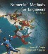 Numerical Methods for Engineers  5th 2006 (Revised) edition cover