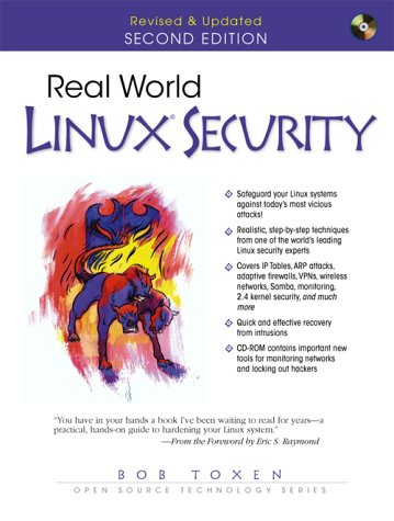 Real World Linux Security  2nd 2003 (Revised) 9780130464569 Front Cover