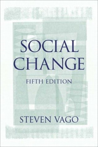 Social Change  5th 2004 edition cover