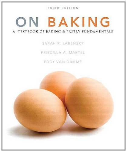 On Baking  3rd 2013 (Revised) edition cover