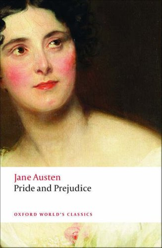 Pride and Prejudice  2nd 2008 9780199535569 Front Cover