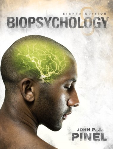 Biopsychology  8th 2011 edition cover