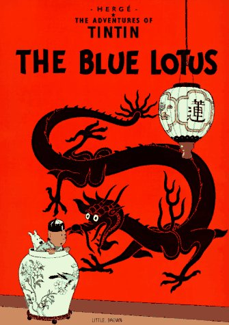 Blue Lotus  N/A edition cover