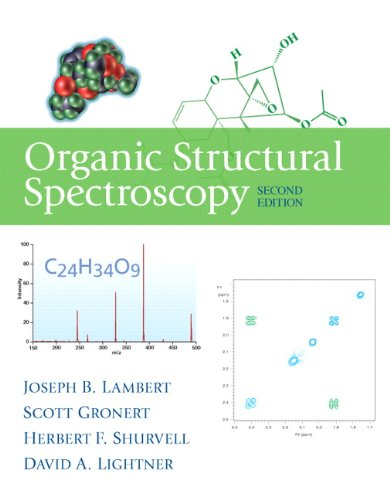 Organic Structural Spectroscopy  2nd 2011 edition cover