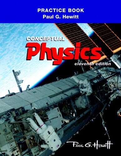 Practice Book for Conceptual Physics  11th 2010 edition cover