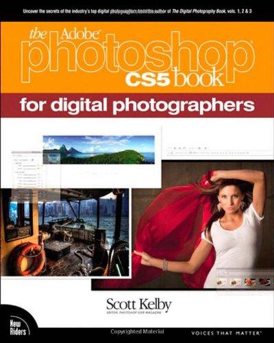 Adobe Photoshop CS5 Book for Digital Photographers   2011 edition cover
