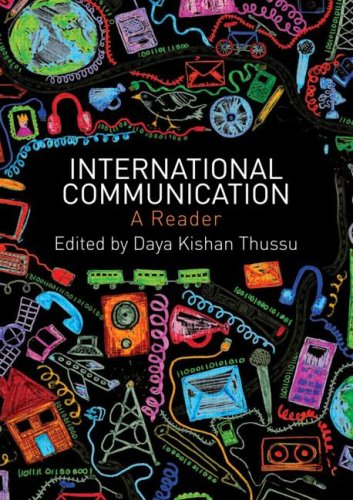 International Communication A Reader  2008 edition cover