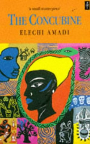 Concubine   1989 edition cover