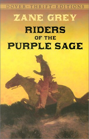 Riders of the Purple Sage   2002 edition cover