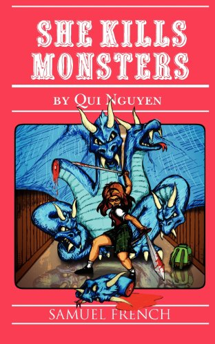 She Kills Monsters   2012 edition cover