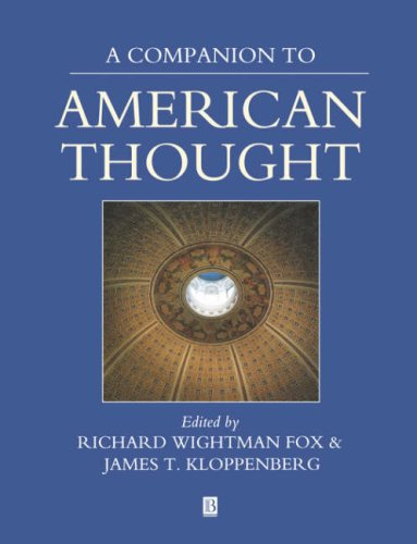 Companion to American Thought   1998 edition cover