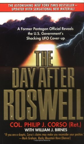 Day after Roswell   1997 edition cover
