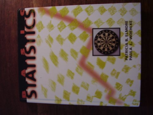 Basic Statistics  1st 1997 edition cover