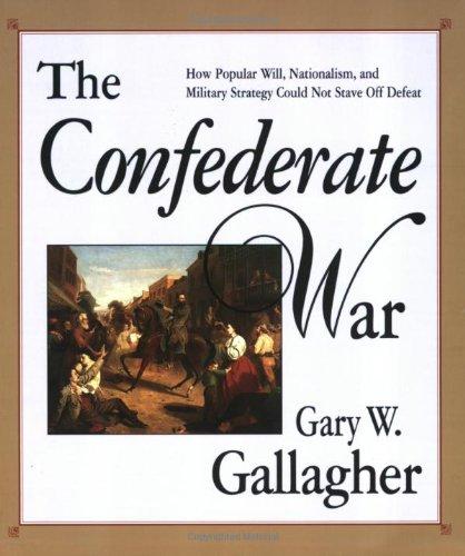 Confederate War   1997 edition cover