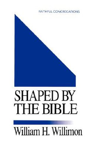Shaped by the Bible  N/A edition cover