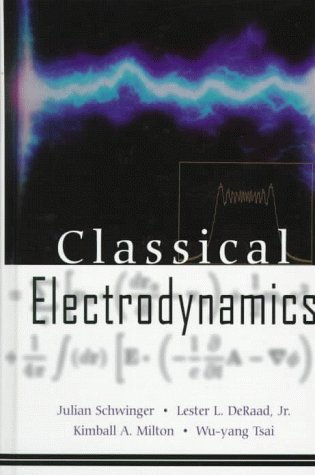 Classical Electrodynamics   1999 9780738200569 Front Cover