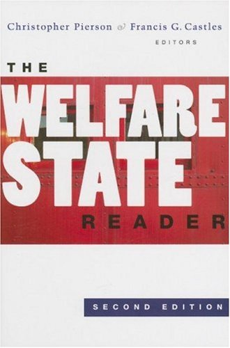 Welfare State Reader  2nd 2006 (Revised) edition cover