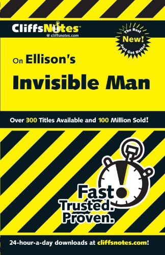 Ellison's Invisible Man   2001 edition cover