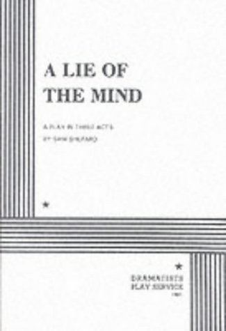 Lie of the Mind  N/A edition cover