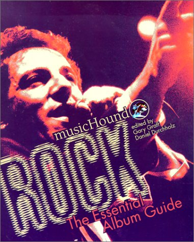 Rock The Essential Album Guide 2nd 1999 9780825672569 Front Cover
