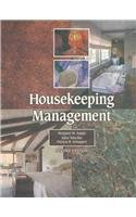 Housekeeping Management  2nd 1997 edition cover