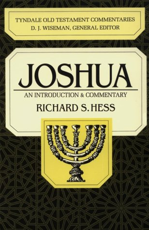 Joshua : An Introduction and Commentary N/A edition cover