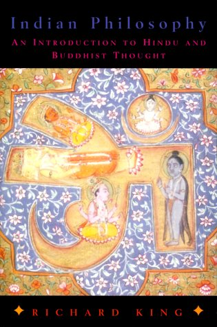 Indian Philosophy An Introduction to Hindu and Buddhist Thought  1999 edition cover