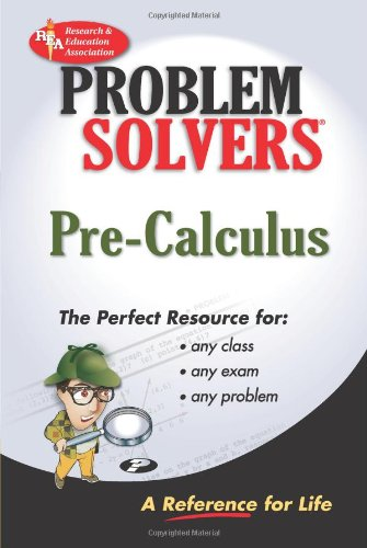 Pre-Calculus   2012 (Revised) edition cover