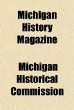 Michigan History Magazine N/A edition cover