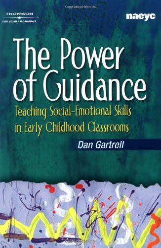 Power of Guidance Teaching Social-Emotional Skills in Early Childhood Classrooms  2004 edition cover