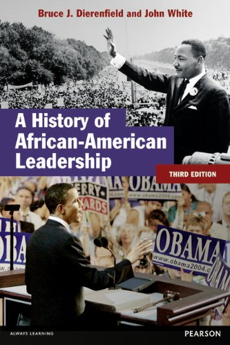 History of African-American Leadership  3rd 2012 (Revised) edition cover
