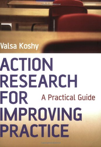 Action Research for Improving Practice A Practical Guide  2005 edition cover
