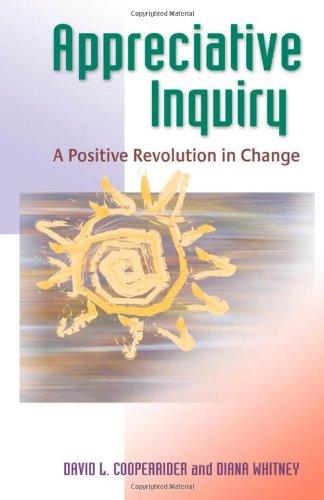 Appreciative Inquiry A Positive Revolution in Change  2005 edition cover