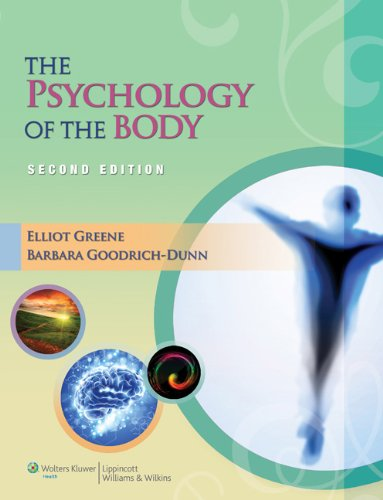Psychology of the Body  2nd 2014 (Revised) edition cover