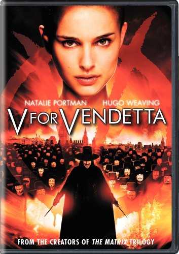 V for Vendetta (Widescreen Edition) System.Collections.Generic.List`1[System.String] artwork