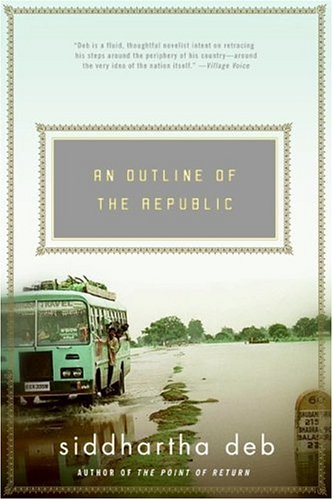 Outline of the Republic A Novel N/A 9780060501570 Front Cover