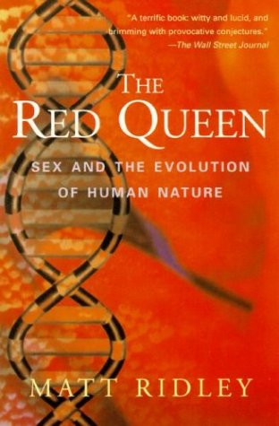 Red Queen Sex and the Evolution of Human Nature  2003 edition cover