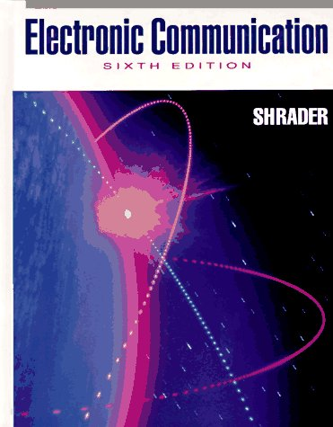 Electronic Communication  6th 1991 edition cover