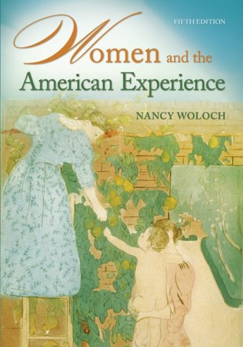 Women and the American Experience  5th 2011 edition cover